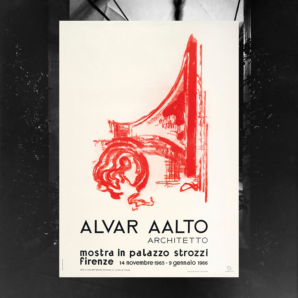 Alvar Aalto Art Poster Collection