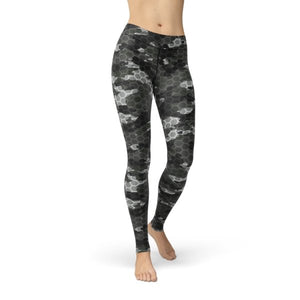Jean Black Hex Camo - WELLNESS HEAVENS