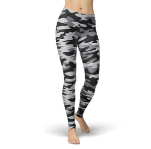 Jean Dark Grey Camouflage - WELLNESS HEAVENS