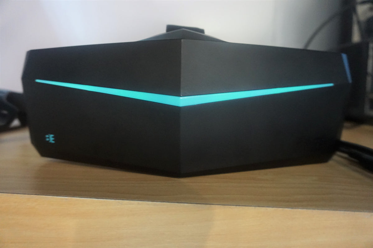 Pimax 8K VR Headset Hands-on: Swimming in Color