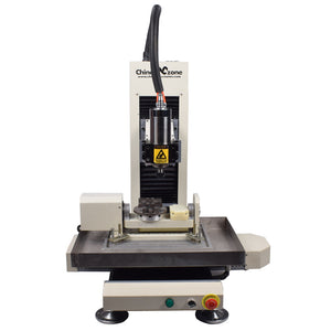 Dust protection of woodworking engraving machine