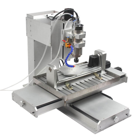 5 axis cnc machine HY6040 Mach3 USB