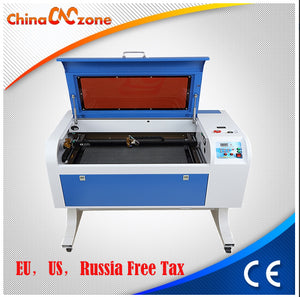 460 co2 laser engraving cutting machine with holder
