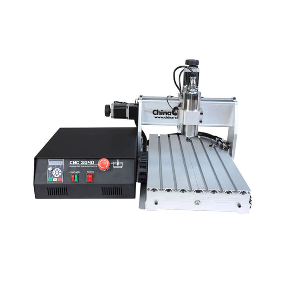 Free shipping 3axis 3040 | Desktop cnc machine | Mach3 USB cnc controller | 800W spindle
