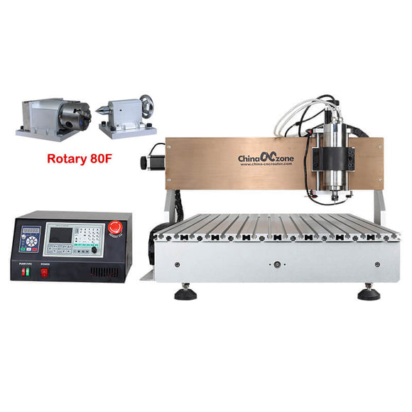 6090 cnc router | 4 axis cnc | desktop cnc | free shipping