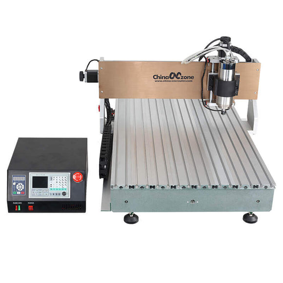 CNC woodworking | 3 axis cnc | cnc router 6090 | 2200W cnc machine free shipping