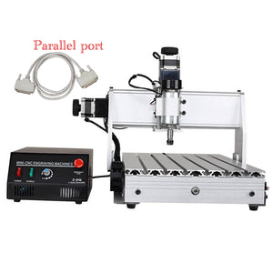 Free shipping mini cnc machine | small cnc | 3axis 3040  | 500W cnc machine