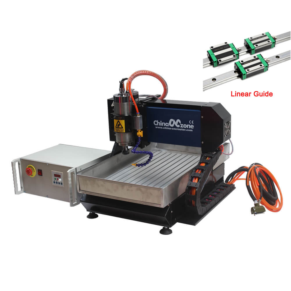 Free shipping linear guide | cnc metal milling machine | cnc machine metal  | 3 axis 3040 steel cnc machine