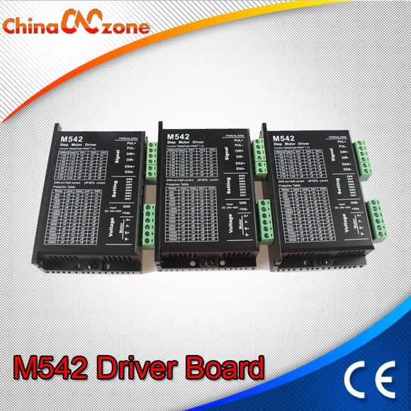 Stepper Motor Driver M542 50V 4.2A 128M for CNC Engraver machine 42/57 Motor