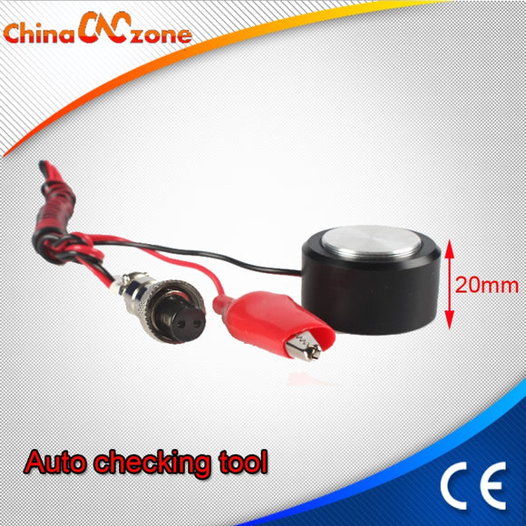 Auto checking tool Zero Check Touch Plate Mach3 Tool Setting Probe CNC Engraving Machine Tools