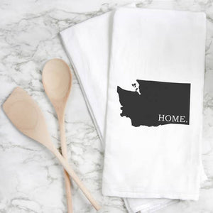 New York State Tea Towel