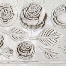 Load image into Gallery viewer, Heirloom Roses mould  by IOD