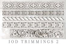 Trimmings 2 MOULD by IOD