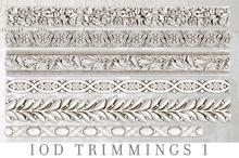 Trimmings 1 mould by IOD