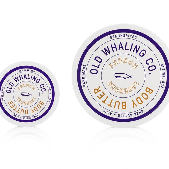 Whaling Co.  Body Butter  Lavender