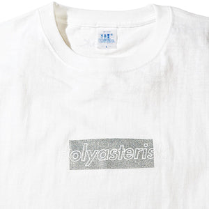 Holyasterisk Out Of The Box 3M Reflective Tee White