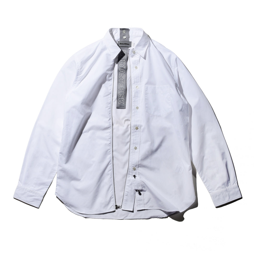 Holyasterisk x Beautilities Ultility Zip Shirt