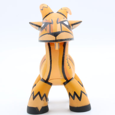 Orange Scrape x Joe Ledbetter x Finders Keepers Kidrobot (2007)