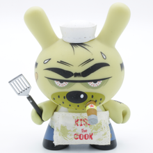 Load image into Gallery viewer, Bad Messy Cook Dunny x Frank Kozik x Dunny 2009 Series