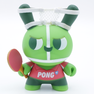 Pong Dunny x Mauro Gatti x Dunny Series 2012