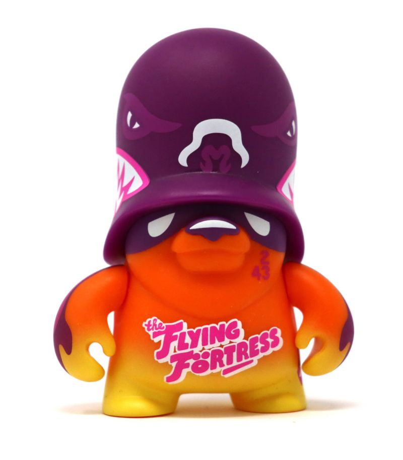 Teddy Troops 2.0 x Flying Fortress x Artoyz