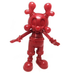 "Kranyus 8"" Red Sparkle Edition x Theodoru x Martian Toys"