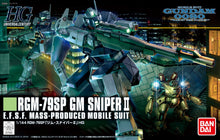 Load image into Gallery viewer, HGUC146 RGM-79SP GM Sniper II 1/144