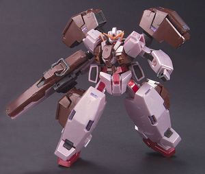 HG0034 GN-005 Gundam Virtue Trans-Am Mode 1/144