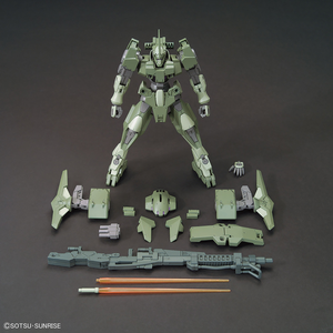HGBF65 Striker GN-X 1/144