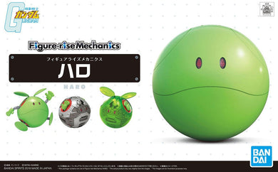 Figure-rise Mechanics Haro (Green)