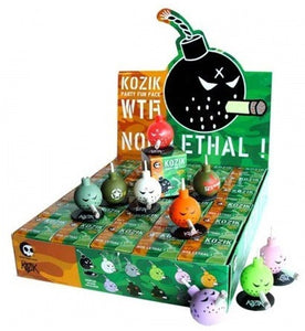 "Kozik WTF Party Fun Pack Non Lethal 1.5"" Blindbox x TOY2R"