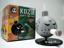"Load image into Gallery viewer, Kozik WTF Party Fun Pack Non Lethal 1.5"" Blindbox x TOY2R"