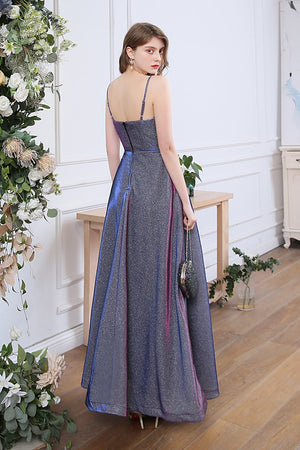 Elegant Backless High-end Luxuious Evening Dress Evening Dresses