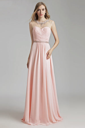 Elegant Sweetheart Beaded A-line Evening Dress Evening Dresses