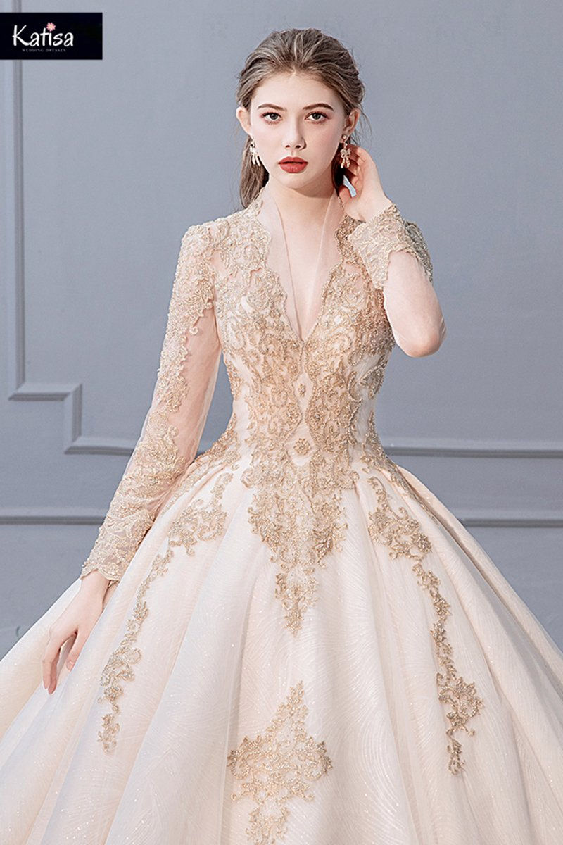 French Wedding 2020 New Bridal Dresses Brides S SHORT TAIL