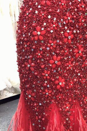Handmade Diamond Luxury Crystal Sexy Dress Evening Dress Evening Dresses