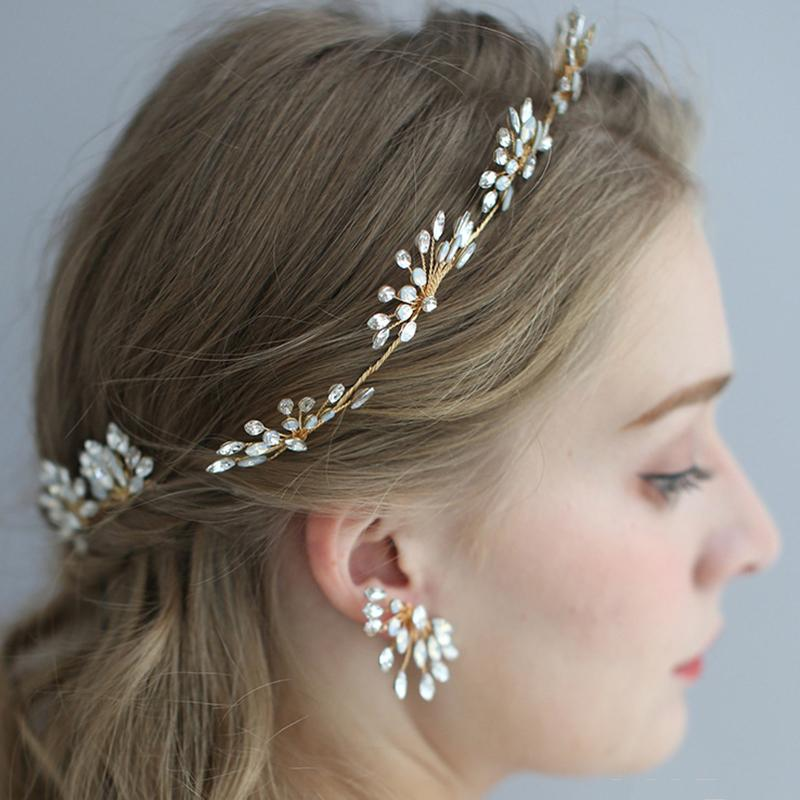 Handmade Haircomb Exquisite Wedding Accessories Hairpin Hair Pins