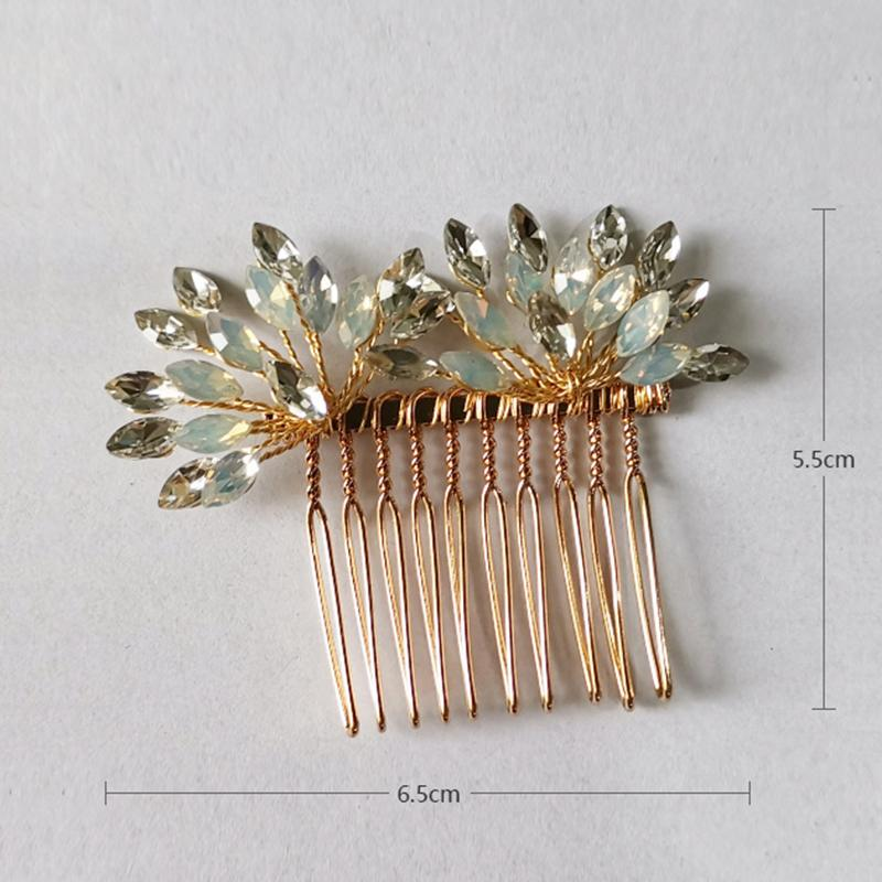 Handmade Haircomb Exquisite Wedding Accessories Hairpin Hair Pins Haircomb