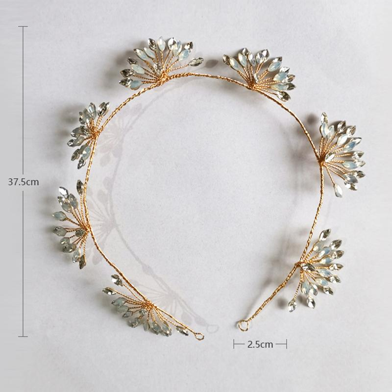Handmade Haircomb Exquisite Wedding Accessories Hairpin Hair Pins Hairhoop