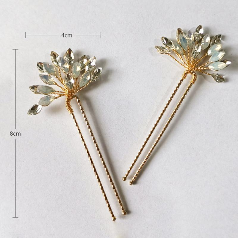 Handmade Haircomb Exquisite Wedding Accessories Hairpin Hair Pins Hairpin