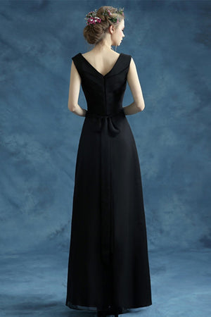 Noble Black Party Dinner Party Wedding Dress Brides