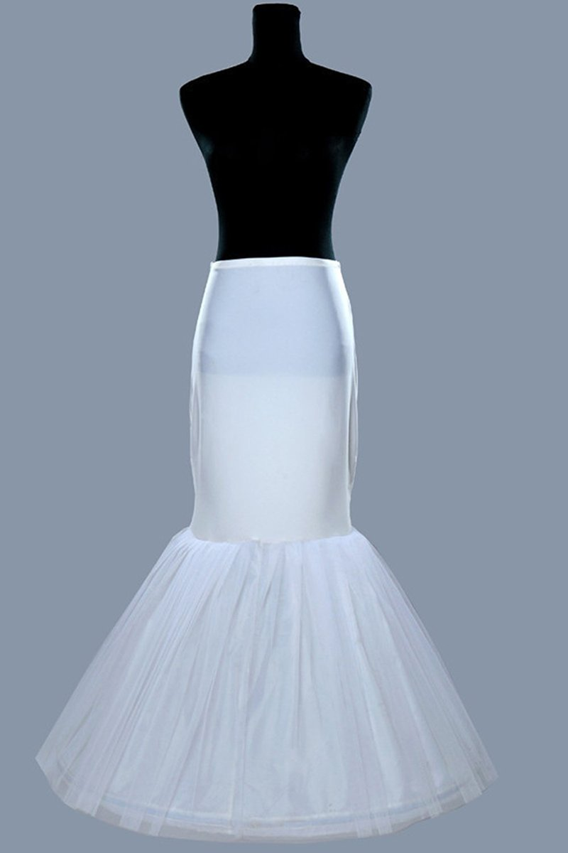 Petticoat Bridal Wedding Accessories Skirt Wedding Crinoline Wedding Dress White