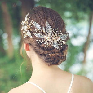 Rhinestone Hairpin Bride Headdress Wedding Accessories Hair Pins