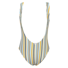Load image into Gallery viewer, JACQUELINE ONE PIECE - Seaspray / Sunstripe