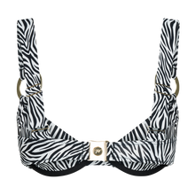 Load image into Gallery viewer, BROOKE TOP - Zebra