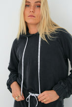 Load image into Gallery viewer, SIDDAH SWEATER - Black