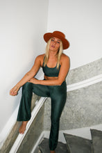 Load image into Gallery viewer, SAMA YOGA FLARED PANTS - Dashing leopard