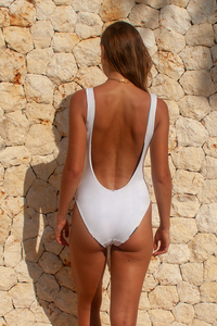 JACQUELINE ONE PIECE - Seastripe/ White