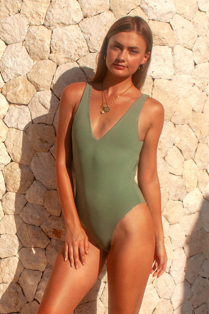 JACQUELINE ONE PIECE - Seaspray