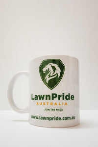 Specialty // LawnPride Coffee Mug